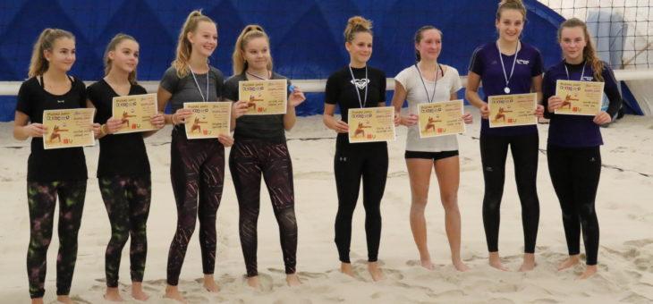 Pražská beachliga – tentokrát U18Ž a U18M