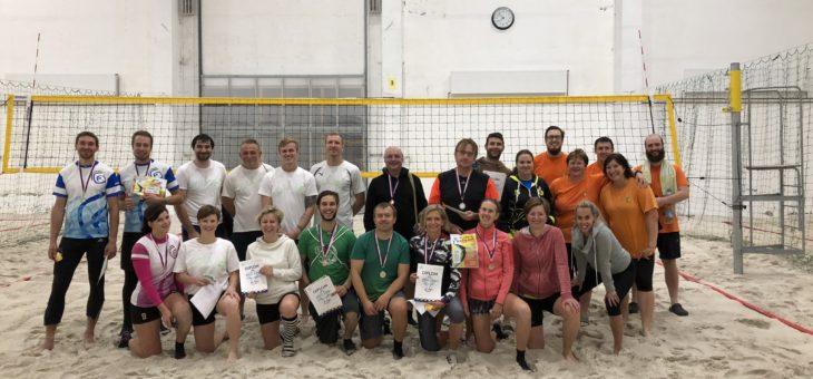 1. učitelský beach cup 19.10. 16-19h